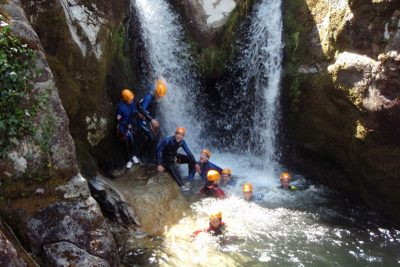 canyoning no geres