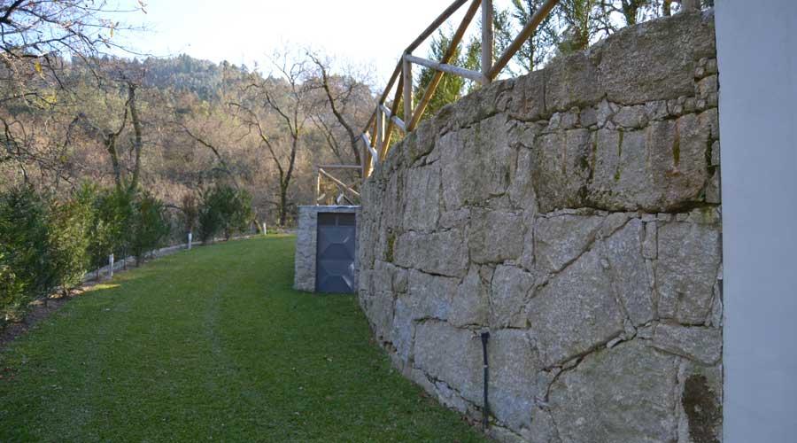 alugar casa geres barragem caniçada