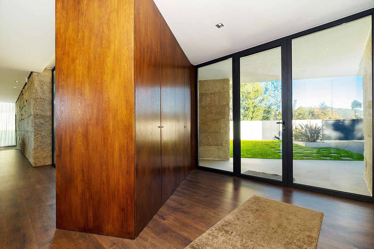 alugar casa luxo geres entrada