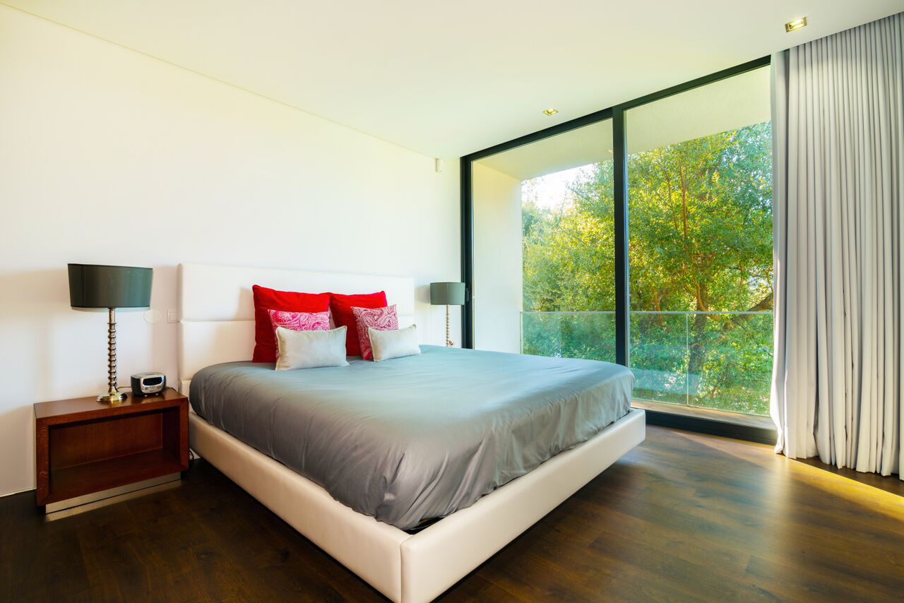 alugar casa luxo geres quarto