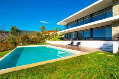 alugar casa geres luxo piscina tenis