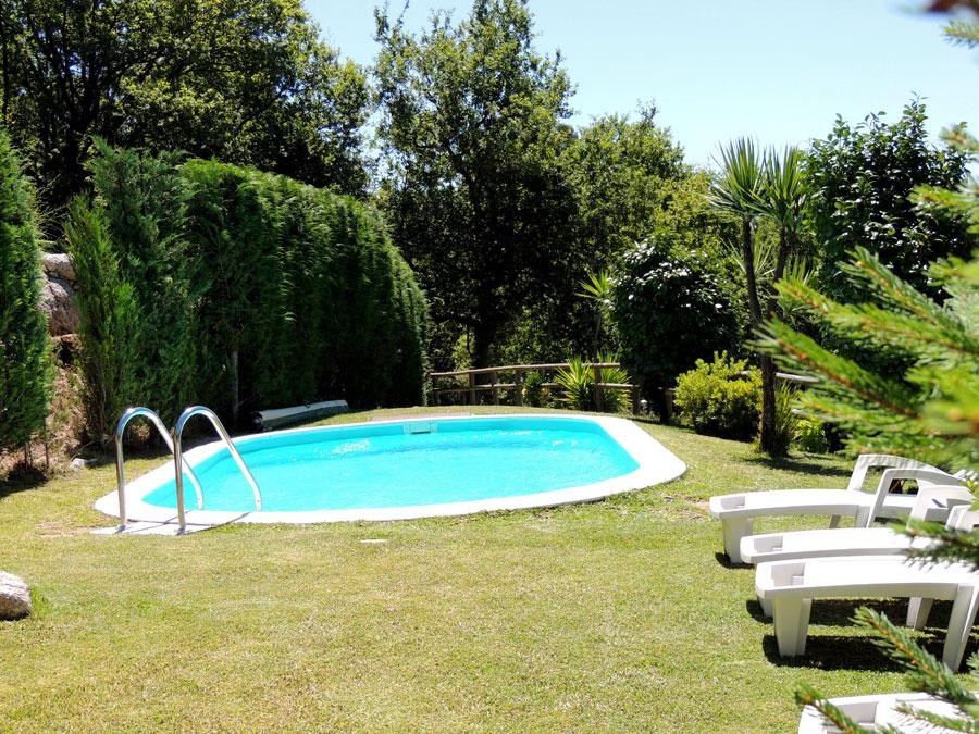 casa alda t3 piscina geres para alugar