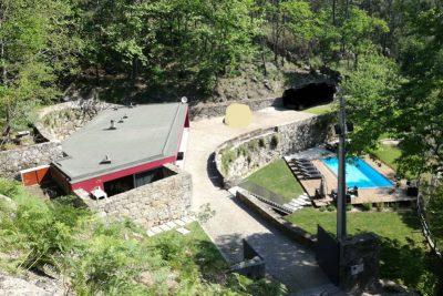 Alugar Casa da Beira Geres piscina